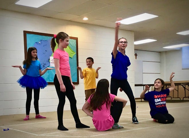 The Lake Country Playhouse's Academy Open House gives children of all ages a chance to discover or improve upon various stage skills.