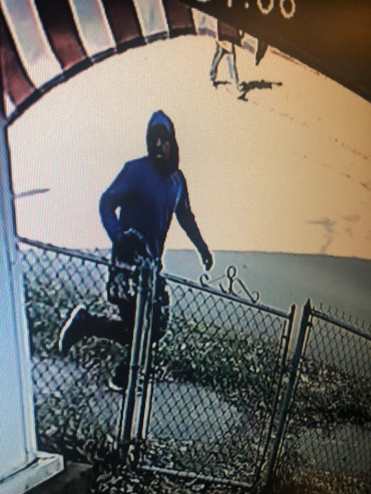 Muncie police on Wednesday released this image, of a man who on Monday afternoon robbed the manager of a westside business.