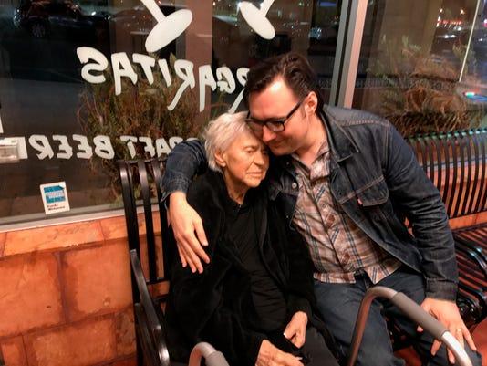 Shirley Hardison And Chris Scruggs