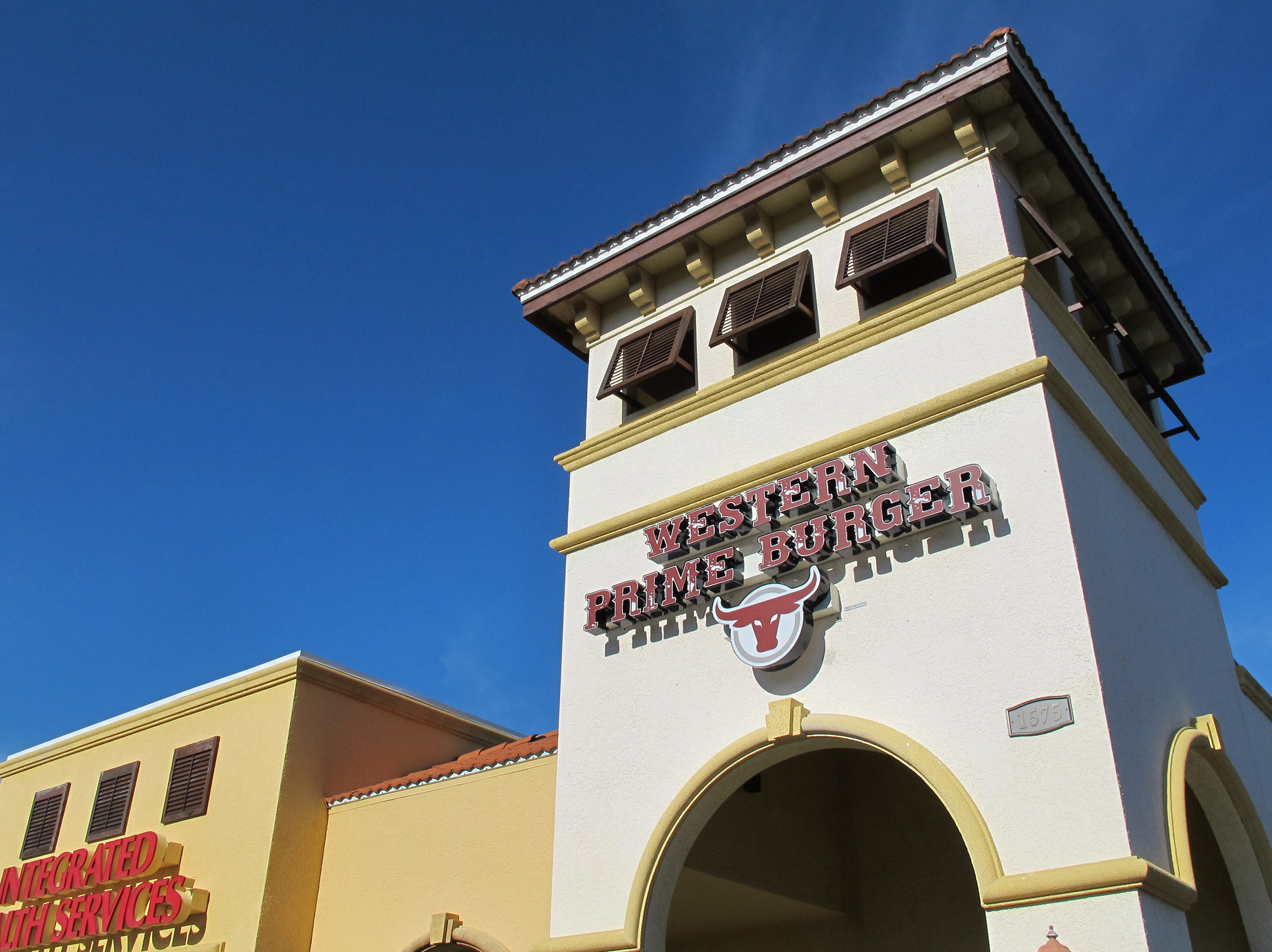Western Prime Burger launched in August 2018 in Mission Square, the North Naples retail center anchored by Noodles Italian Cafe & Sushi Bar on Pine Ridge Road.