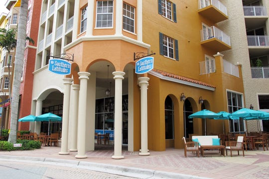 Southern Latitudes Brewpub & Grub opened in September 2018 in a redeveloped space at Bayfront in Naples.