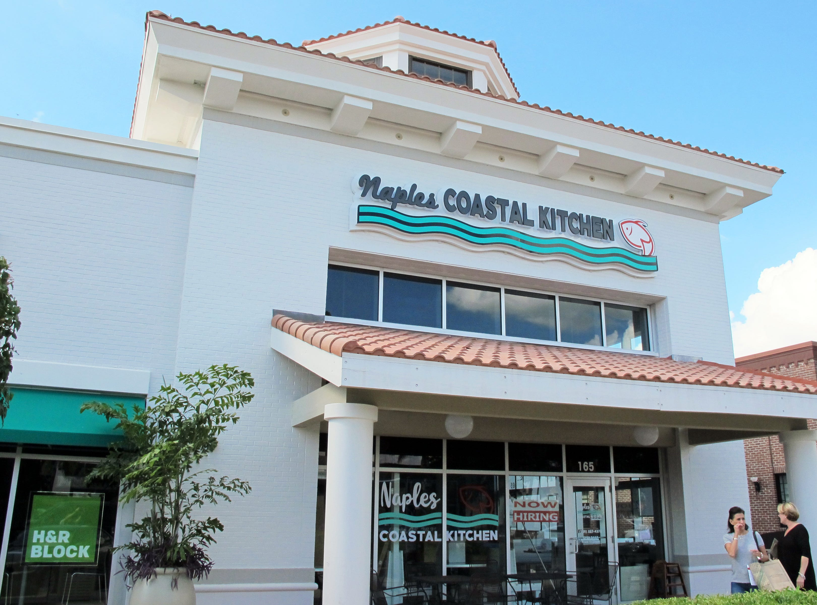 Naples Coastal Kitchen has expanded beyond North Naples with a second location that opened in November 2018 at Gulf Coast Town Center in San Carlos Park.