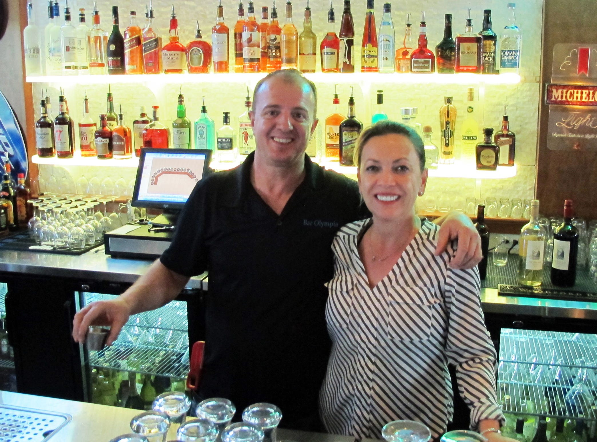 Tony and Enka Bekurti launched their latest restaurant, VillageWalk Bar & Grill, in March 2018 in VillageWalk of Bonita Springs.