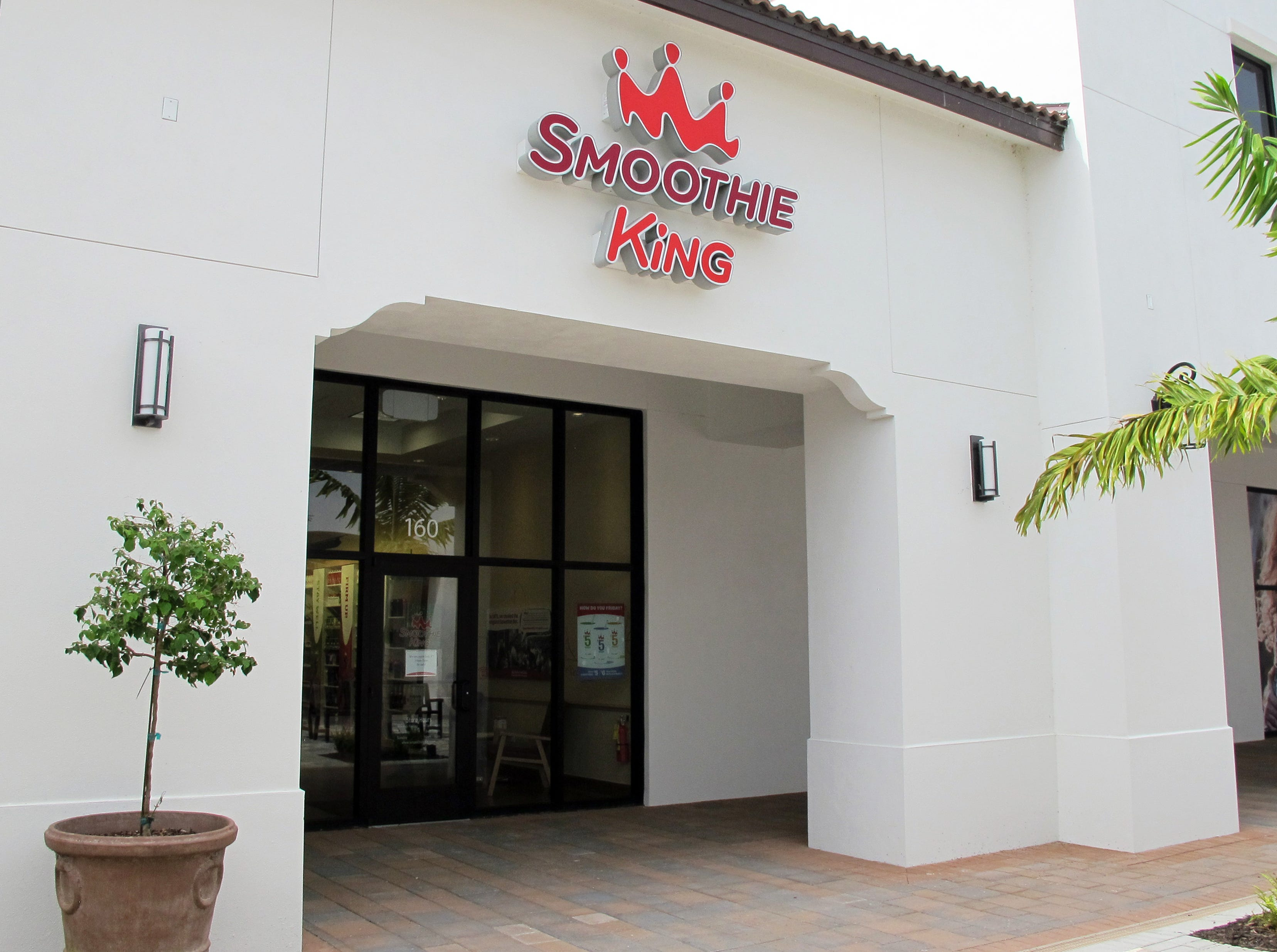 Smoothie King opened another area franchise in 2018 in the new University Village shops on Ben Hill Griffin Parkway near Florida Gulf Coast University.