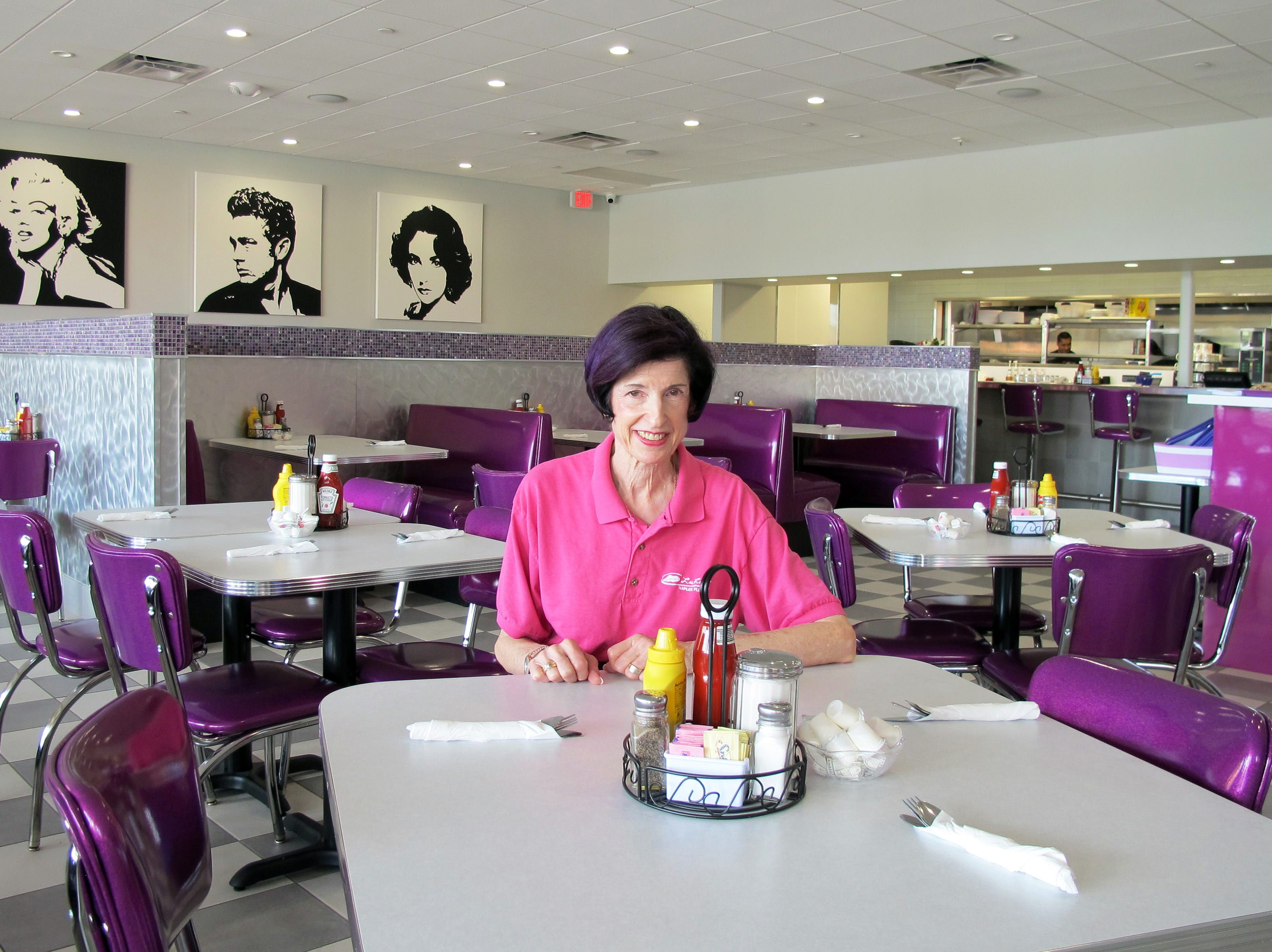 After operating Lulu B's Grill for more than 20 years, Jeri Holecek launched LuLu B's Diner in August 2018 at Green Tree Center in North Naples.