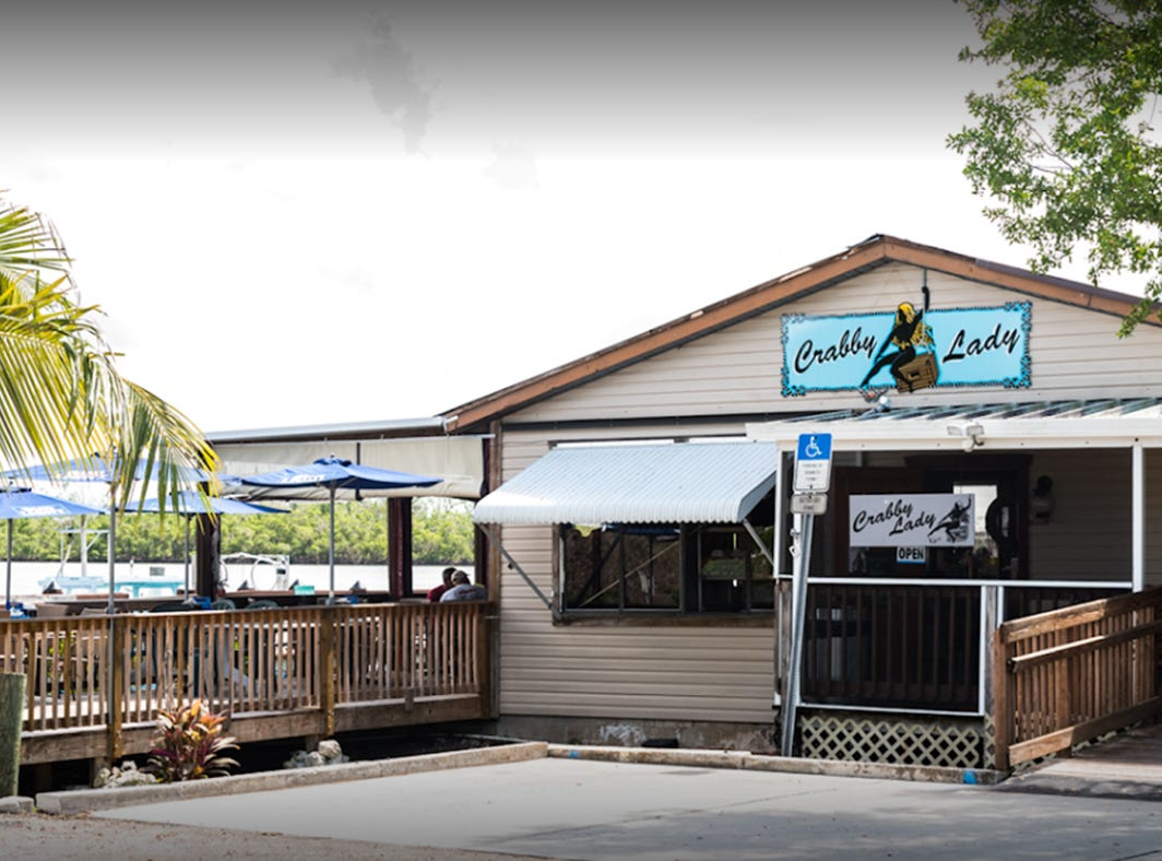 Crabby Lady Restaurant relaunched July 1, 2018, in Goodland.