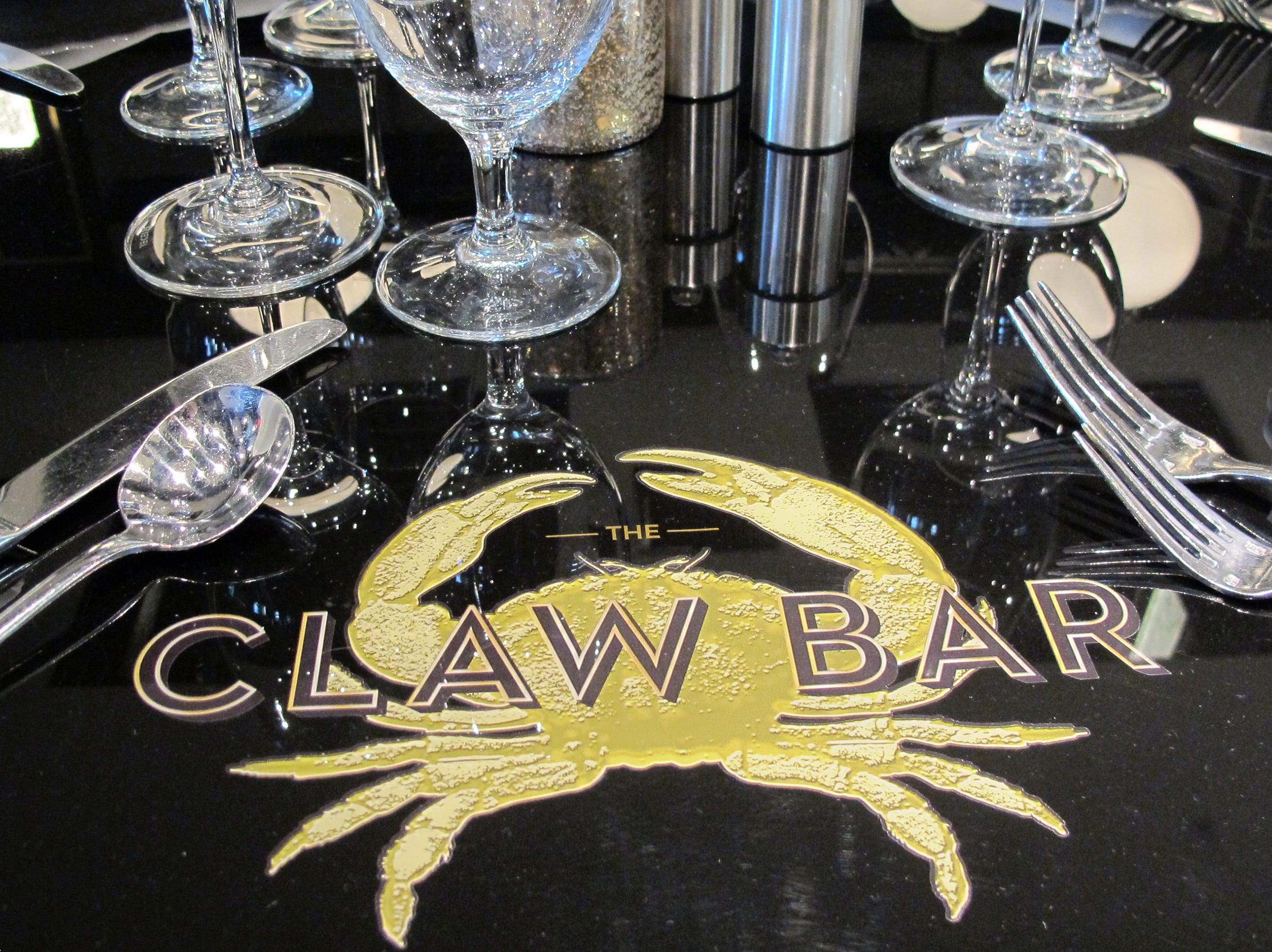 The Claw Bar opened in January 2018 inside Bellasera Resort in downtown Naples.