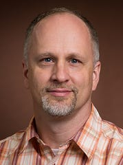 Kenneth Madsen, associate professor of geography at The Ohio State University at Newark.