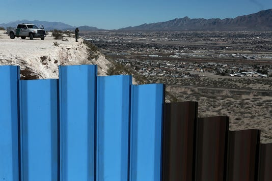 U.S.-Mexico border New Mexico