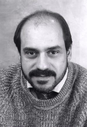 Record columnist Bill Ervolino, 2000