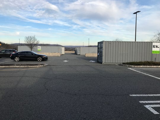 The parking lot of Walmart on Route 23 in Riverdale Dec. 19, 2018.