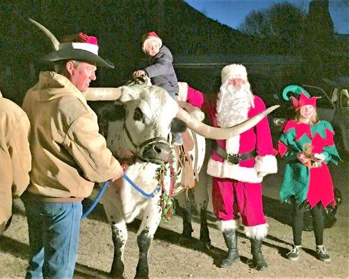 Longhorn Christmas