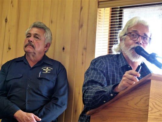 eddie saenz and Rick Merrick