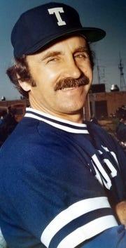 Emily Majeski was the Thurston varsity baseball coach for 34 years.