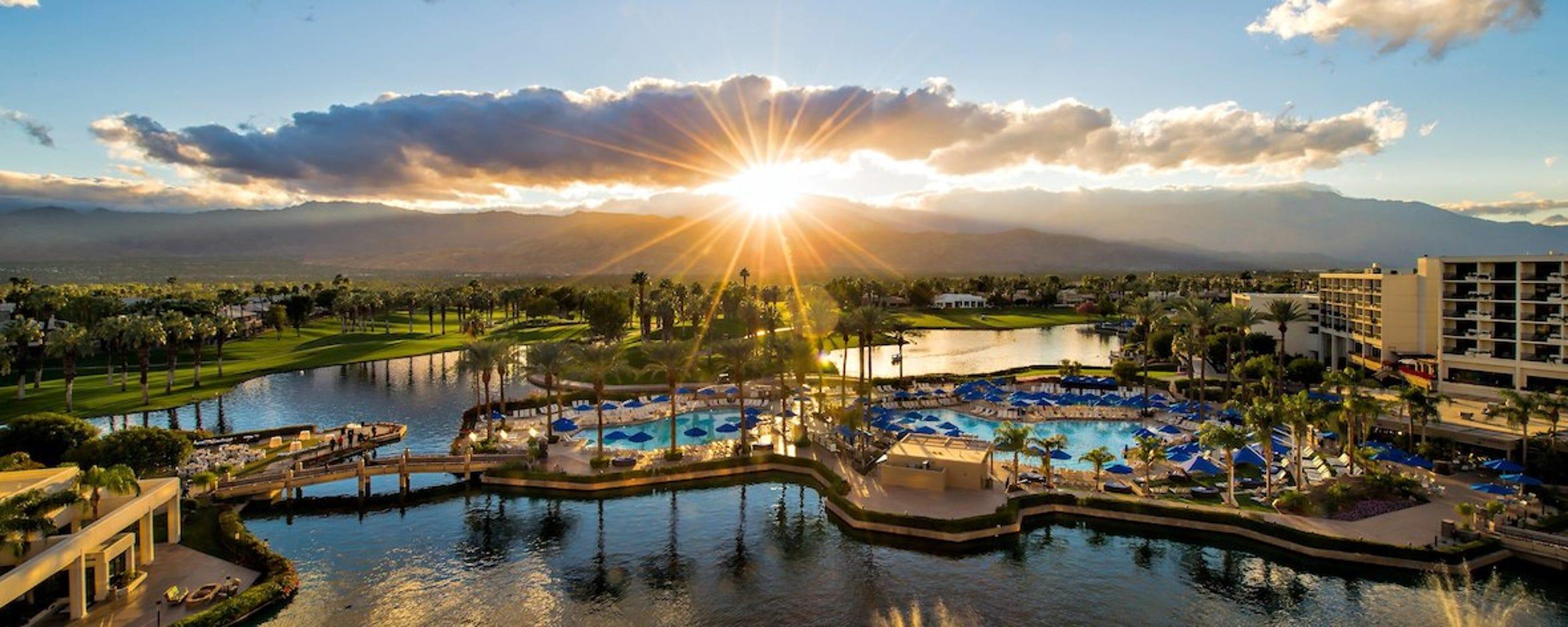 JW Marriott Desert Springs Resort & Spa.