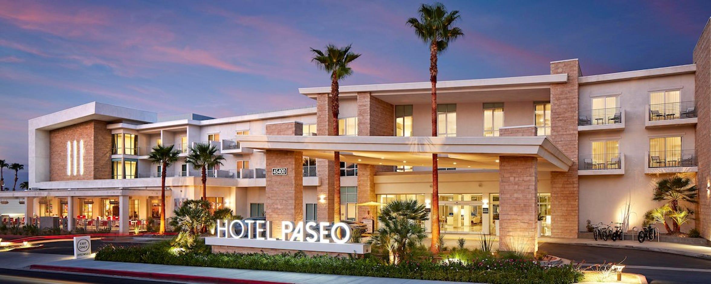 Hotel Paseo.