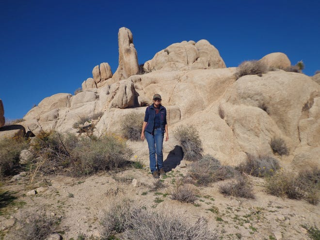Exploring Squaw is an easy walk that young and old will enjoy.