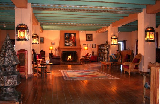 La Posada hotel, Winslow AZ