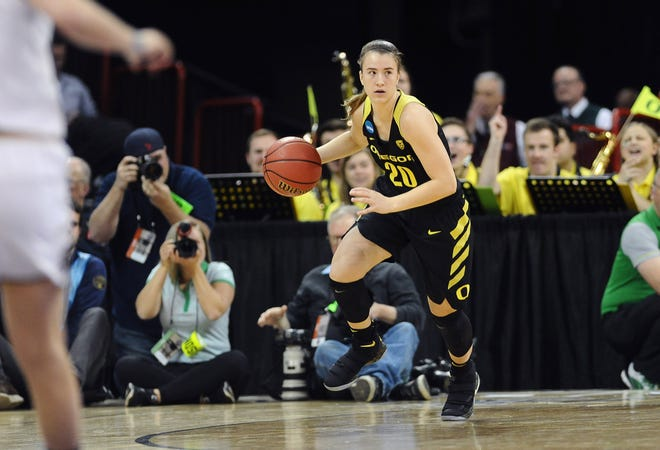 Oregon guard Sabrina Ionescu, with 14 career triple-doubles, could be the No. 1 pick in the 2019 WNBA draft if she turns pro after her junior season.