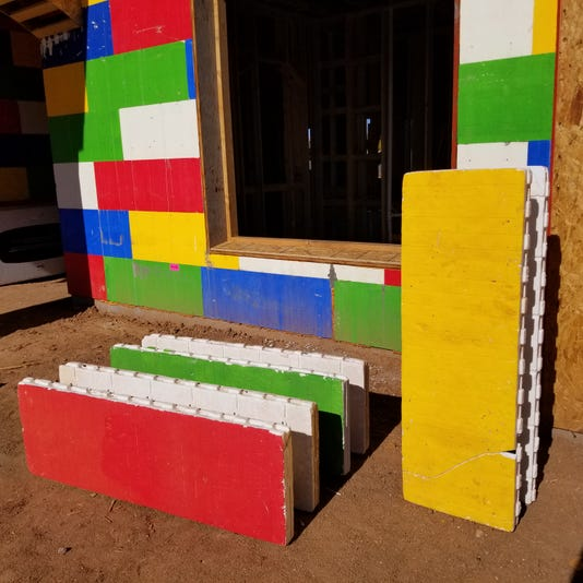 20181219 115842 Brothers build Lego-inspired house in the West Valley for a good cause