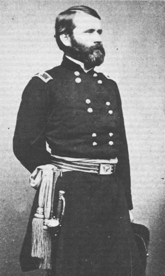Major General Wm. B. Franklin