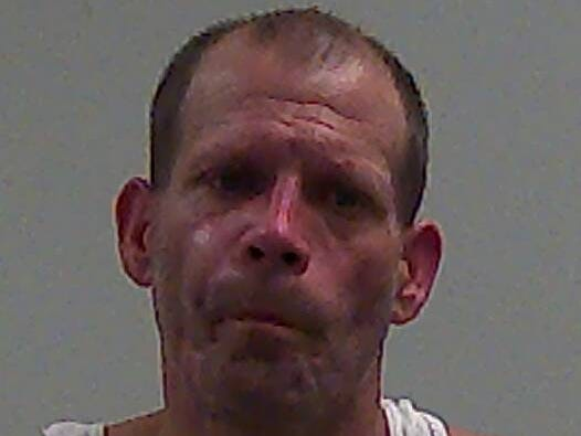 STILL WANTED: Keith Allen Patmore, 44, of Richmond, white male, 5-9, 160 pounds. Warrant: Failure to appear for criminal conversion and battery.  Call Richmond Police Department at (765) 983-7247 with information about this wanted person.