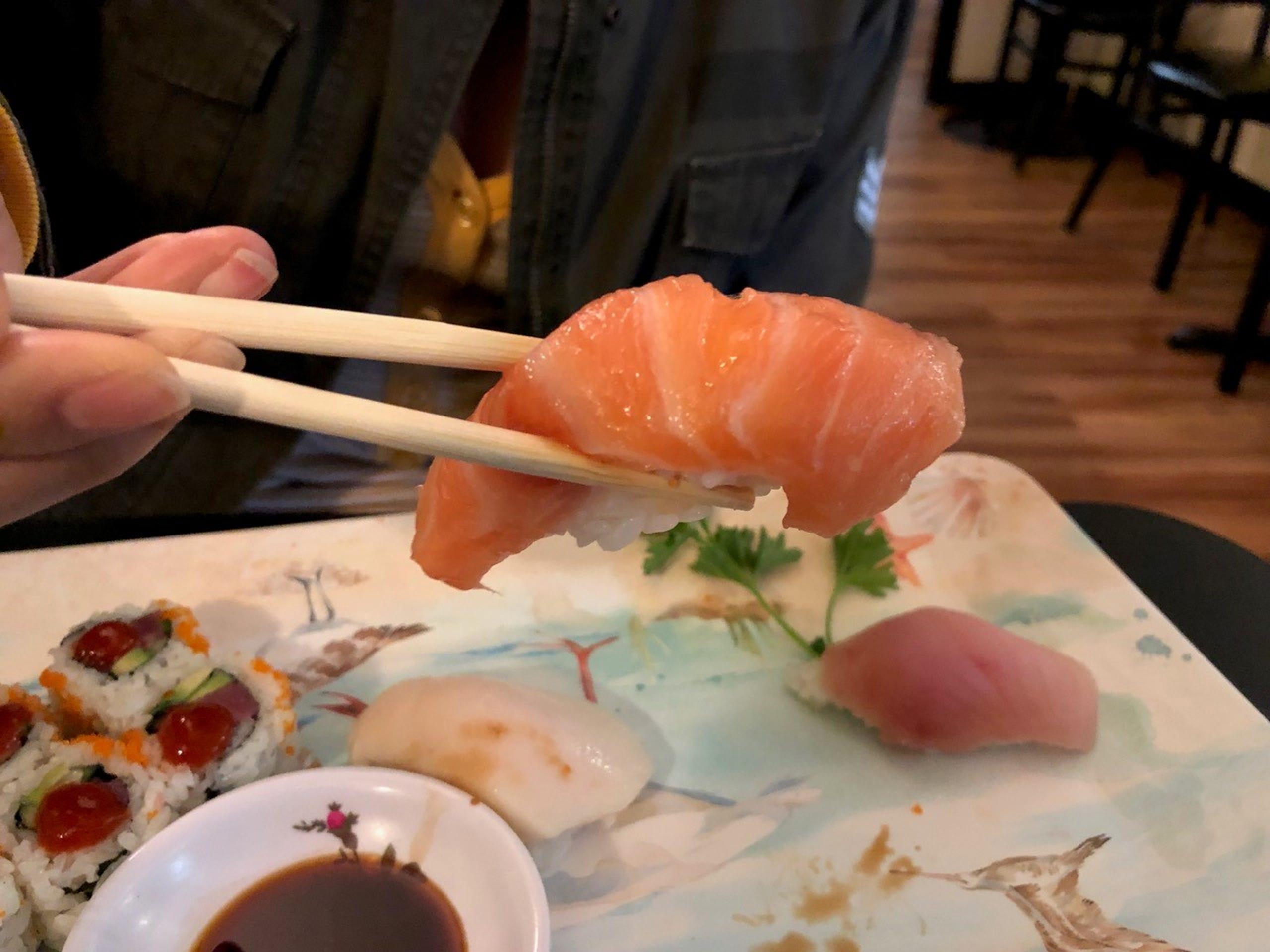 Bonsai Sushi In Redding