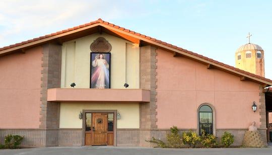 St. Joseph Church at 301 W. 17th St.