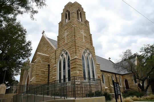 Emmanuel Episcopal Church at 3 S. Randolph St.