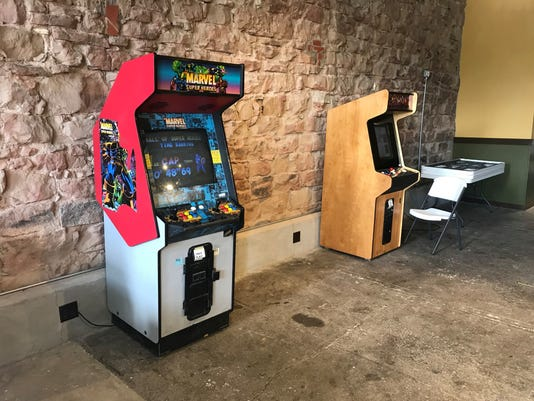 Arcades at Casual Pint