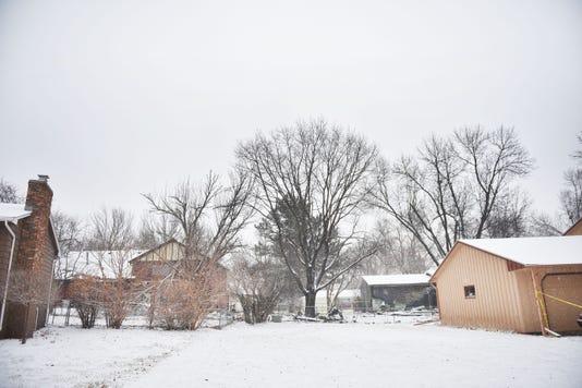 Sioux Falls plane crash house