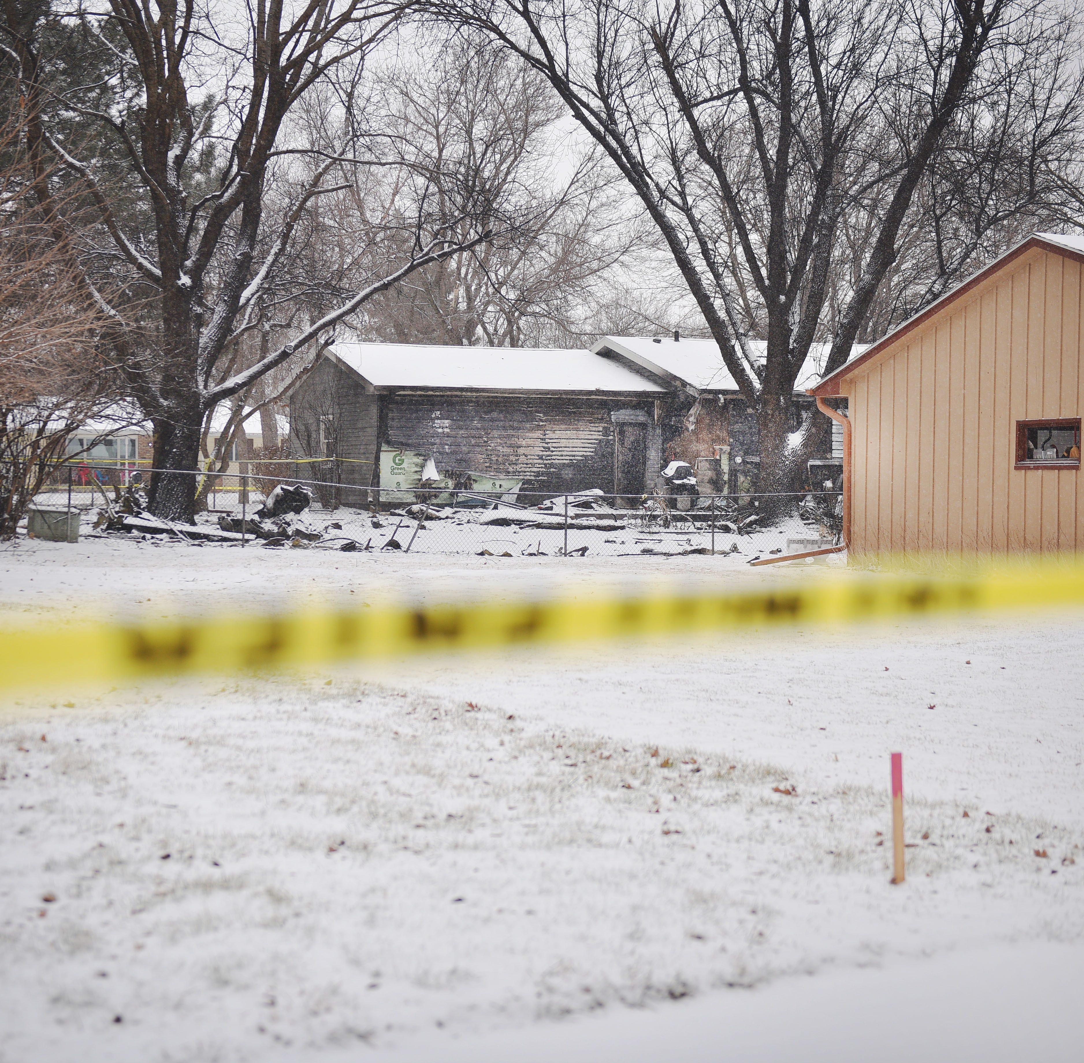 South Dakota plane crash investigations hindered by shutdown