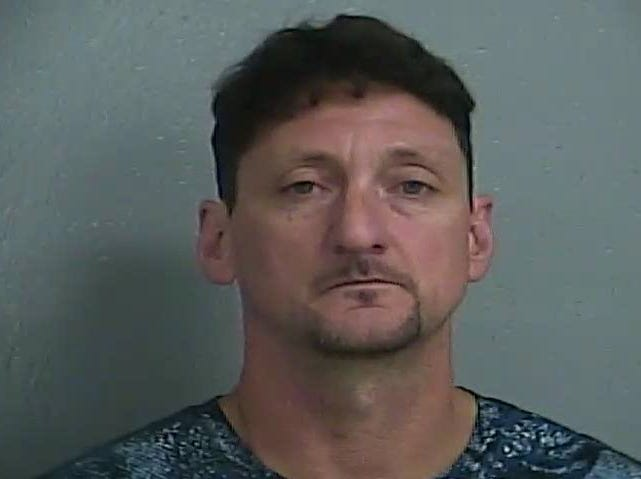 Kenneth A. Hoffman was a distributor for Kenna Harmon. Officers found Hoffman in possession of more than 3 pounds of meth and more than $3,000 in cash.