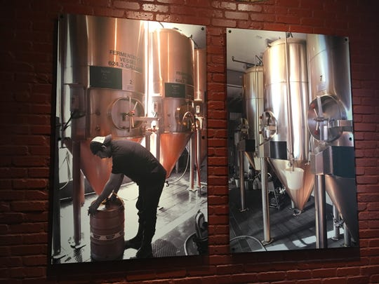 Bricktown Brewery is based in Oklahoma  and brews its beers there. Springfield is the only Missouri location so far.