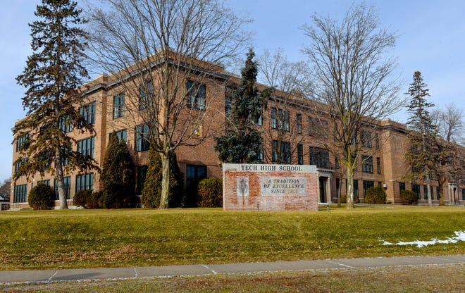 Technical High School shown Wednesday, Dec. 26, near Lake George in St. Cloud.