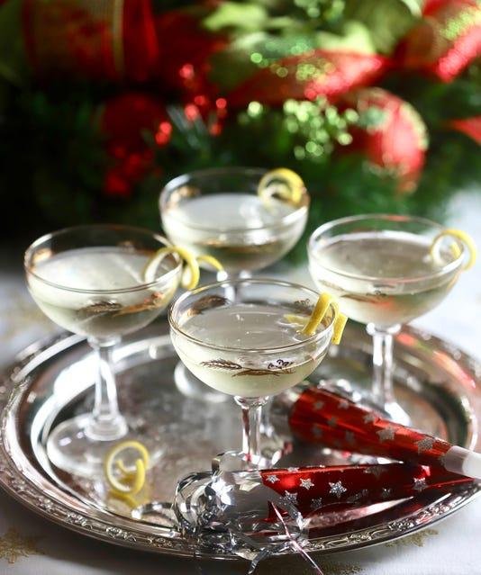 Meyer Lemon Cocktails
