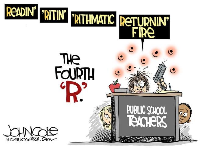 The Fourth 'R'