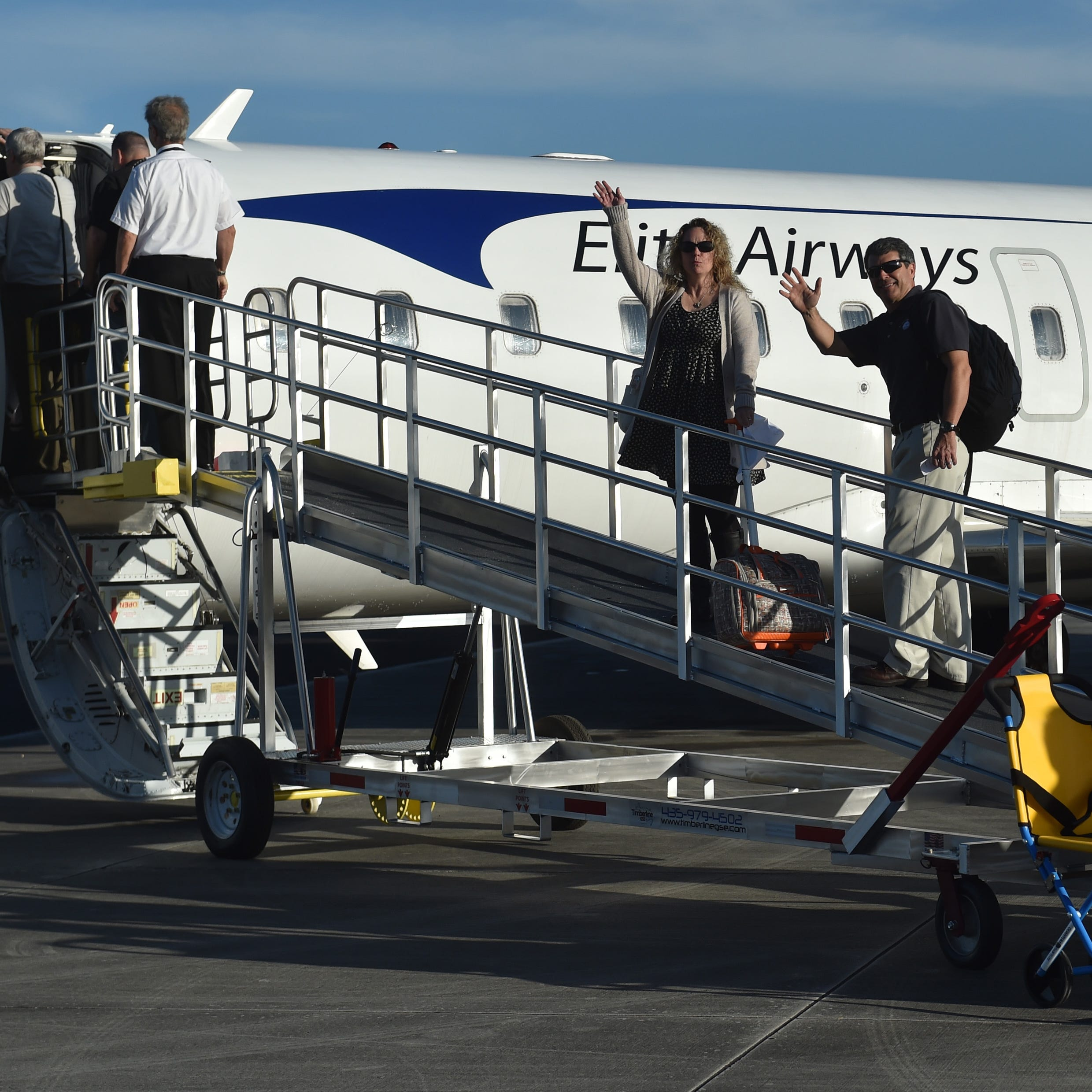 Elite Airways to resume Vero Beach seasonal flights to Asheville, North Carolina