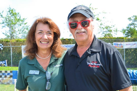 Drue Pollack and Peter Einhorn, owners of The Fur Seasons Resort for Pets, host a fundraising event each year to benefit the Humane Society of the Treasure Coast.