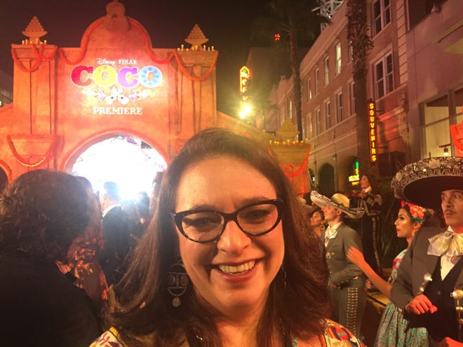 "Author Diana Lopez will be in El Paso to share her writing experiences. She wrote the story ""Coco,"" based on the movie screenplay."