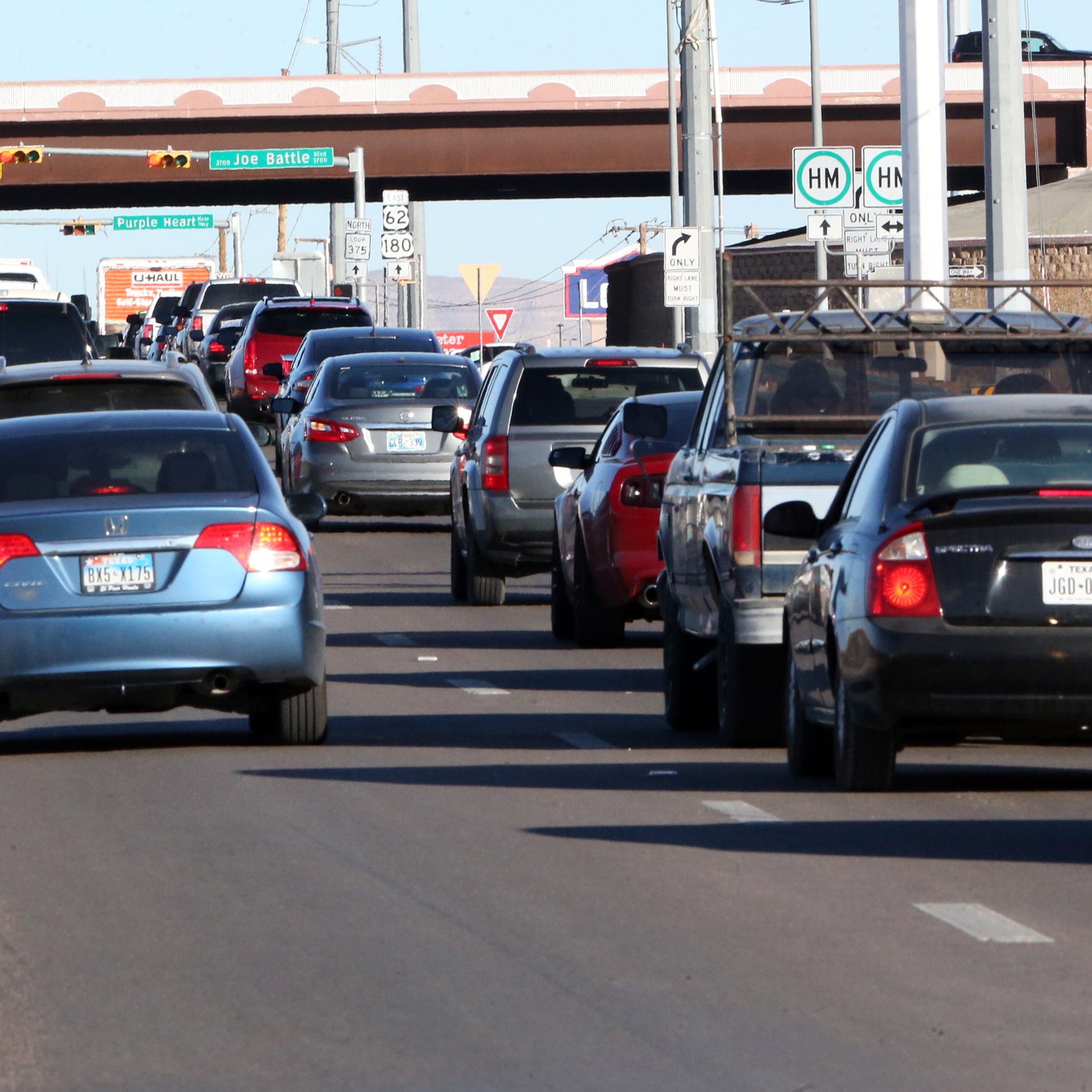 El Pasoans are terrible drivers: Reader
