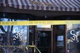 Businesses damaged in the fire include Cafe 225, Acapulco Jewelers and Mama K's Diner.