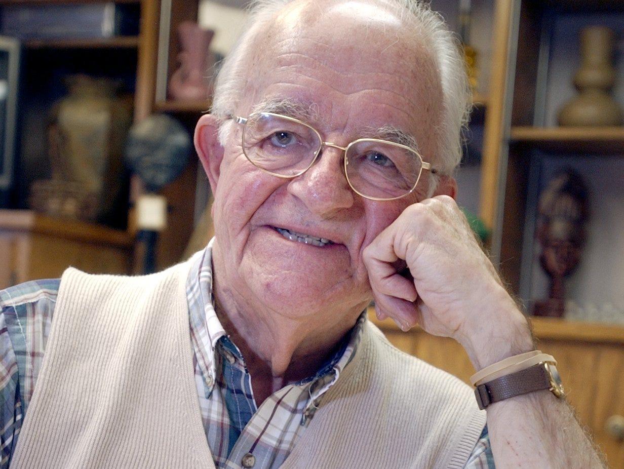 Walter John Chilsen in 2005