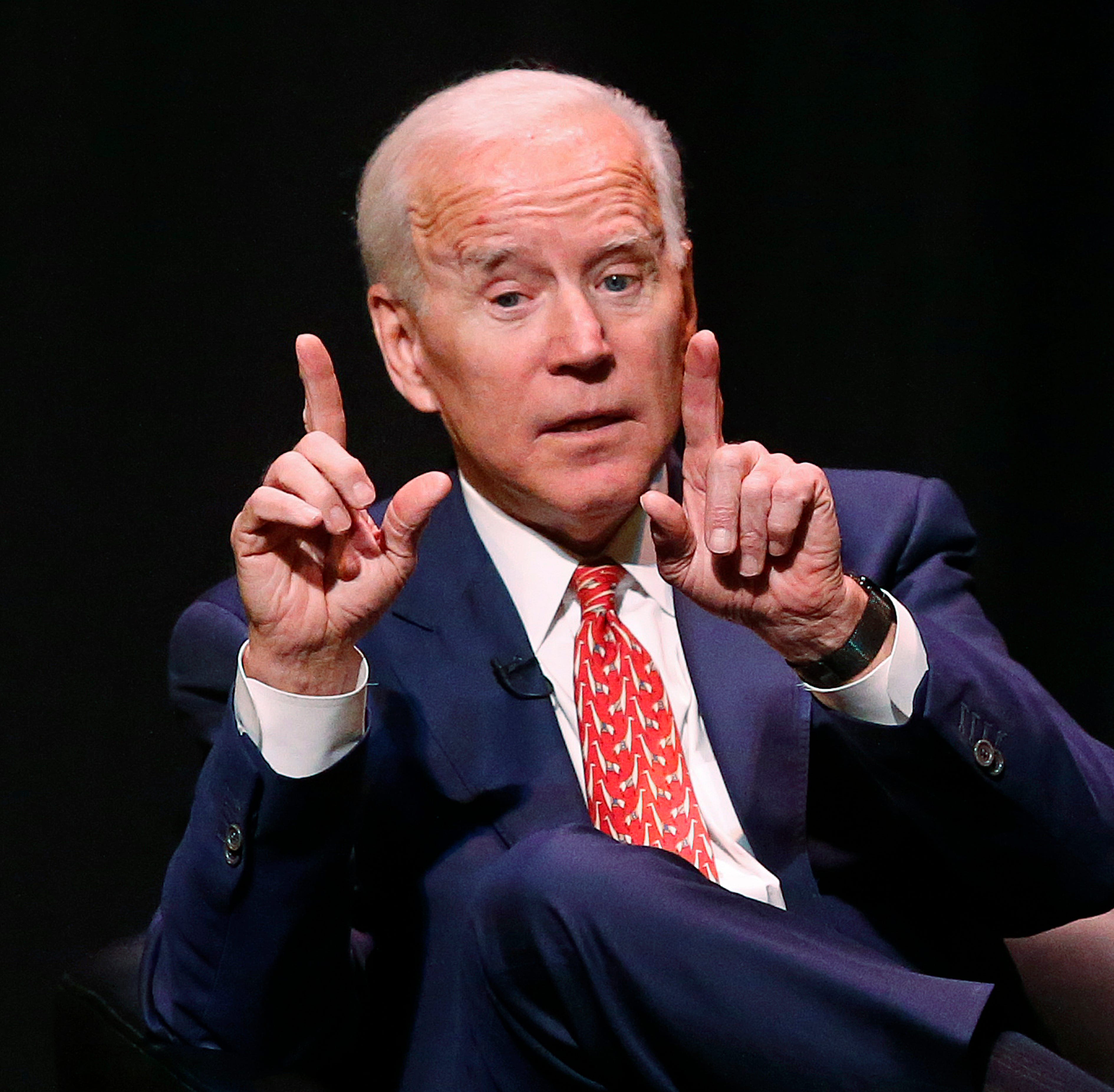 Joe Biden enters race for president among the Democratic frontrunners