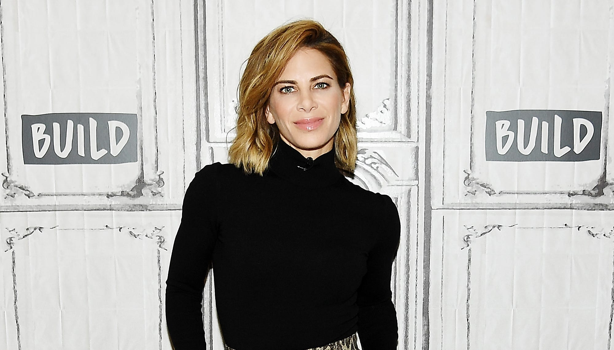 NEW YORK, NY - DECEMBER 18: Jillian Michaels visits Build on December 18, 2018 at Build Studio in New York City. (Photo by Nicholas Hunt/Getty Images) ORG XMIT: 775100428 ORIG FILE ID: 1074365632
