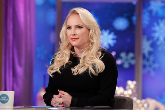 "When co-host Meghan McCain tried to interject, Behar said, ""I listened to you, let me finish,"" prompting her colleague to remind her, ""Part of your job is to listen to me."""