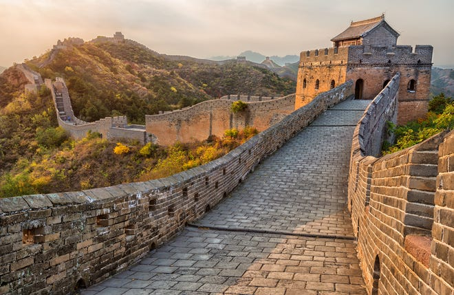 Rep. Jim Coley sought guidance on whether lawmakers could use campaign money during a trip to China. The agenda for the trip, which is scheduled to take place in October, includesa stop at the Great Wall.
