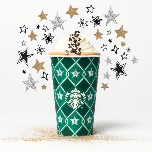 Starbucks New Year Drink