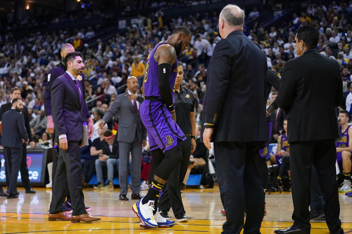 LeBron James injury: Lakers star rarely misses games because