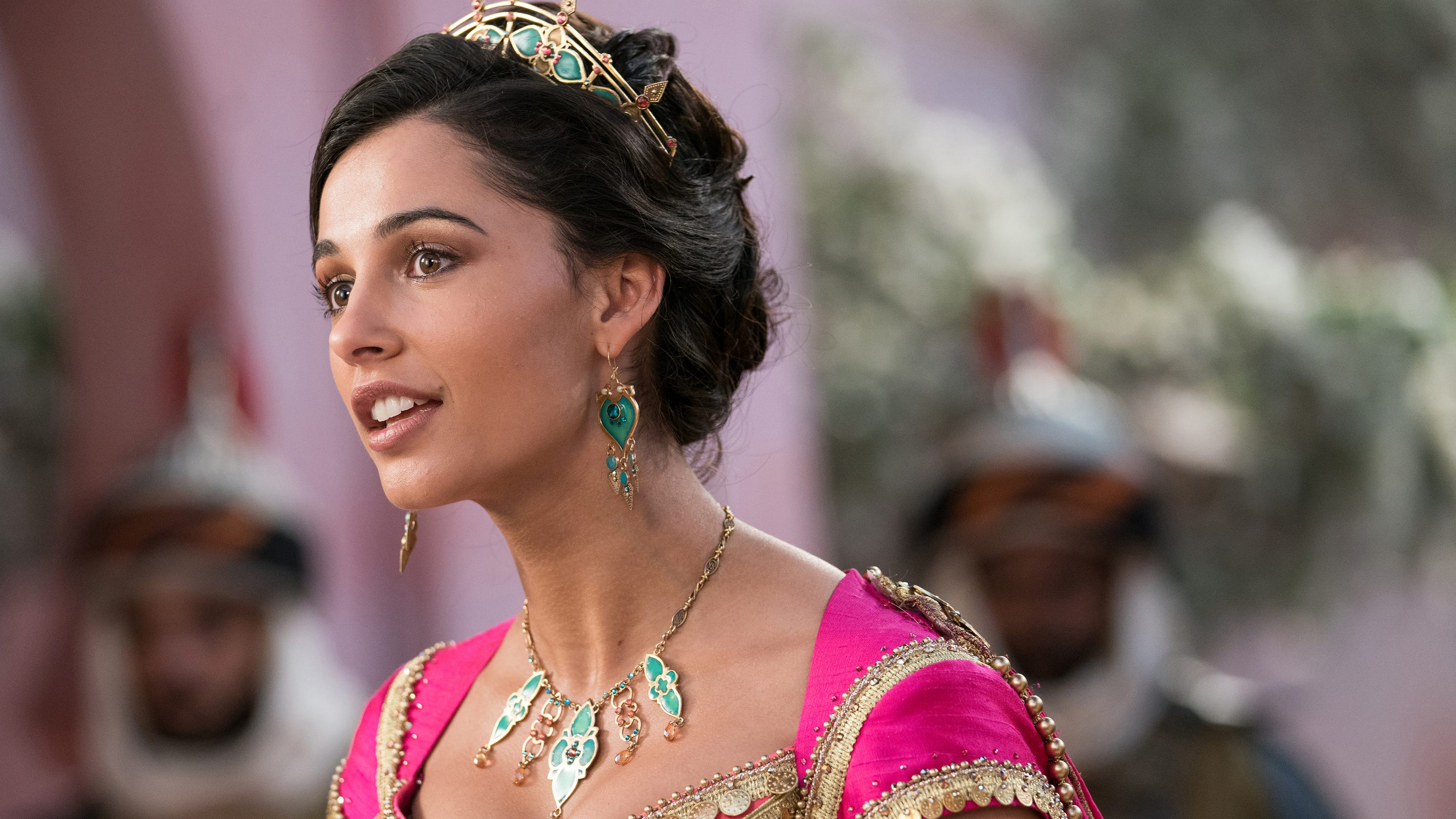 Movie Poster 2019: 'Aladdin' Is A Whole New World For Latest Princess Jasmine